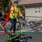 DK advocates for bike safety.