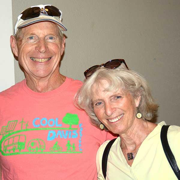 Dick and Carol Bourne
