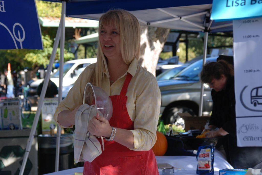 Lisa Baker 2016 Eco-Hero