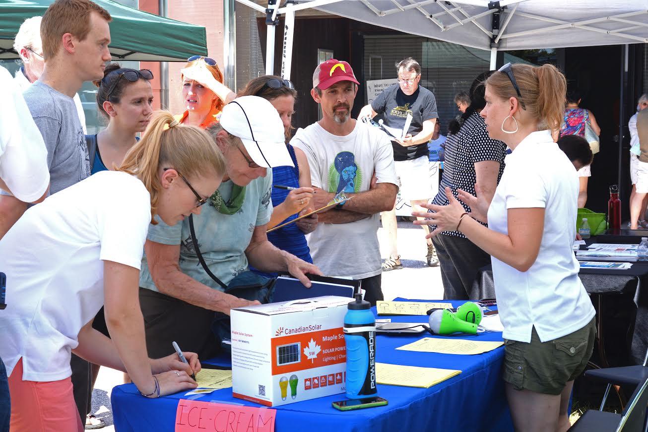 Solar Fair June 2016