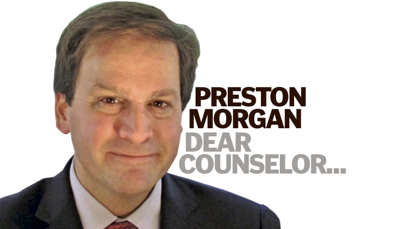 Preston Morgan Enterprise Columnist