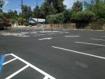 New Holmes Car Parking Lot
