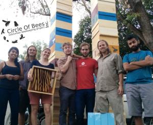 Circle of Bees Crew 2016