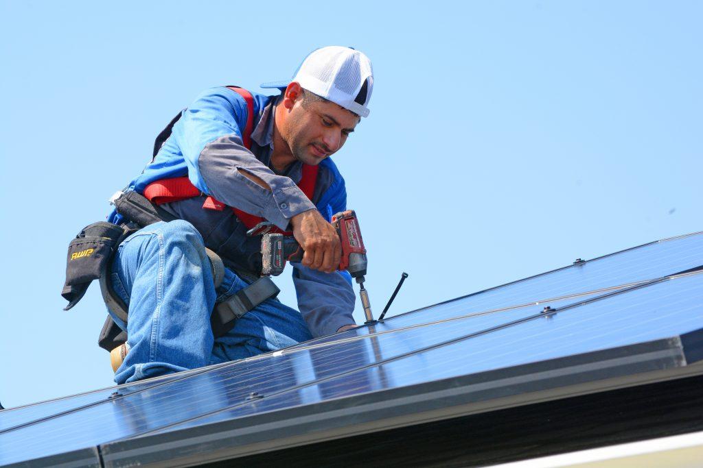 Local solar contractor 2016