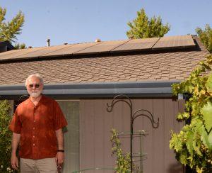 Don Saylor Residential Solar System 2016