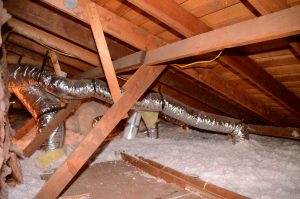 Don Saylor's Super Insulated Attic 2016