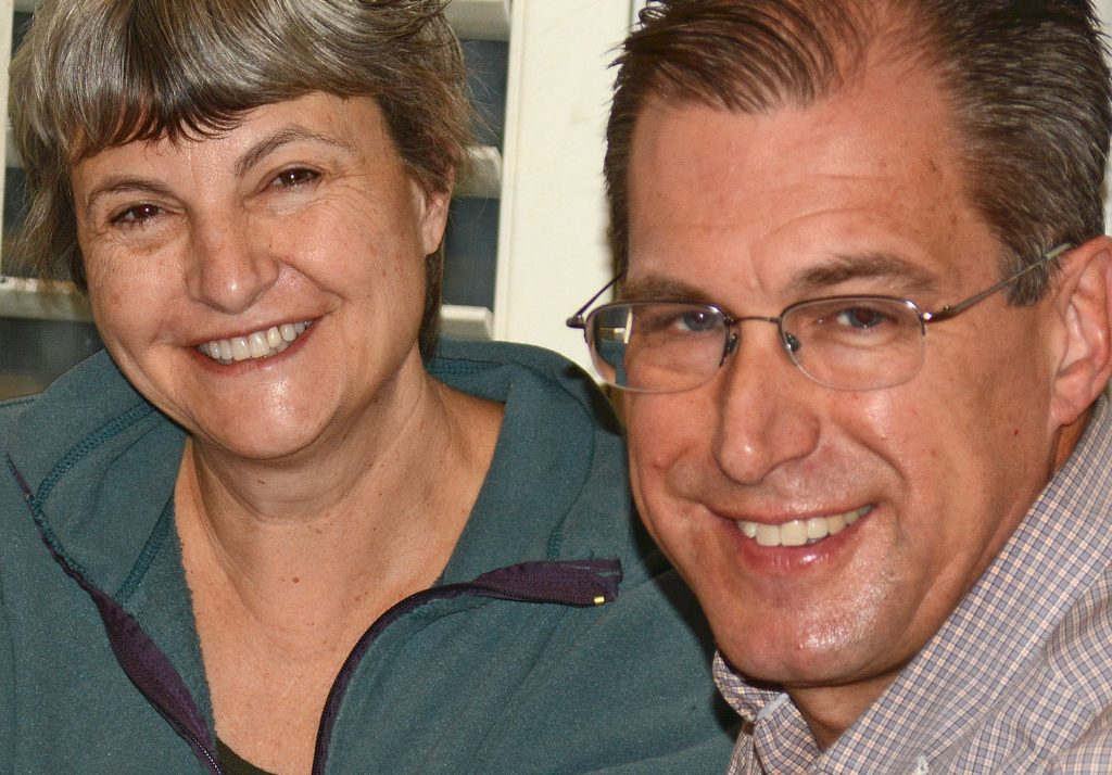 Janet and Joe Krovoza Crop