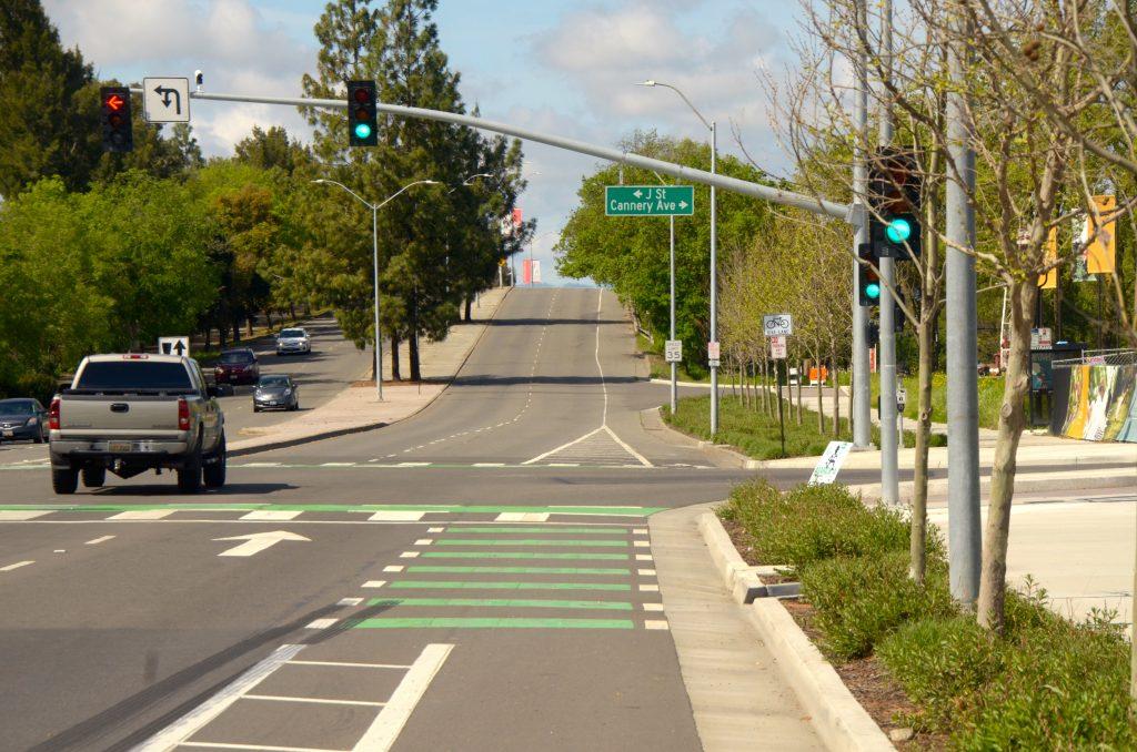 Newest Davis Bike Lanes