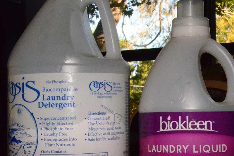greywater safe detergents