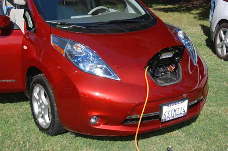 Lease An Electric Car