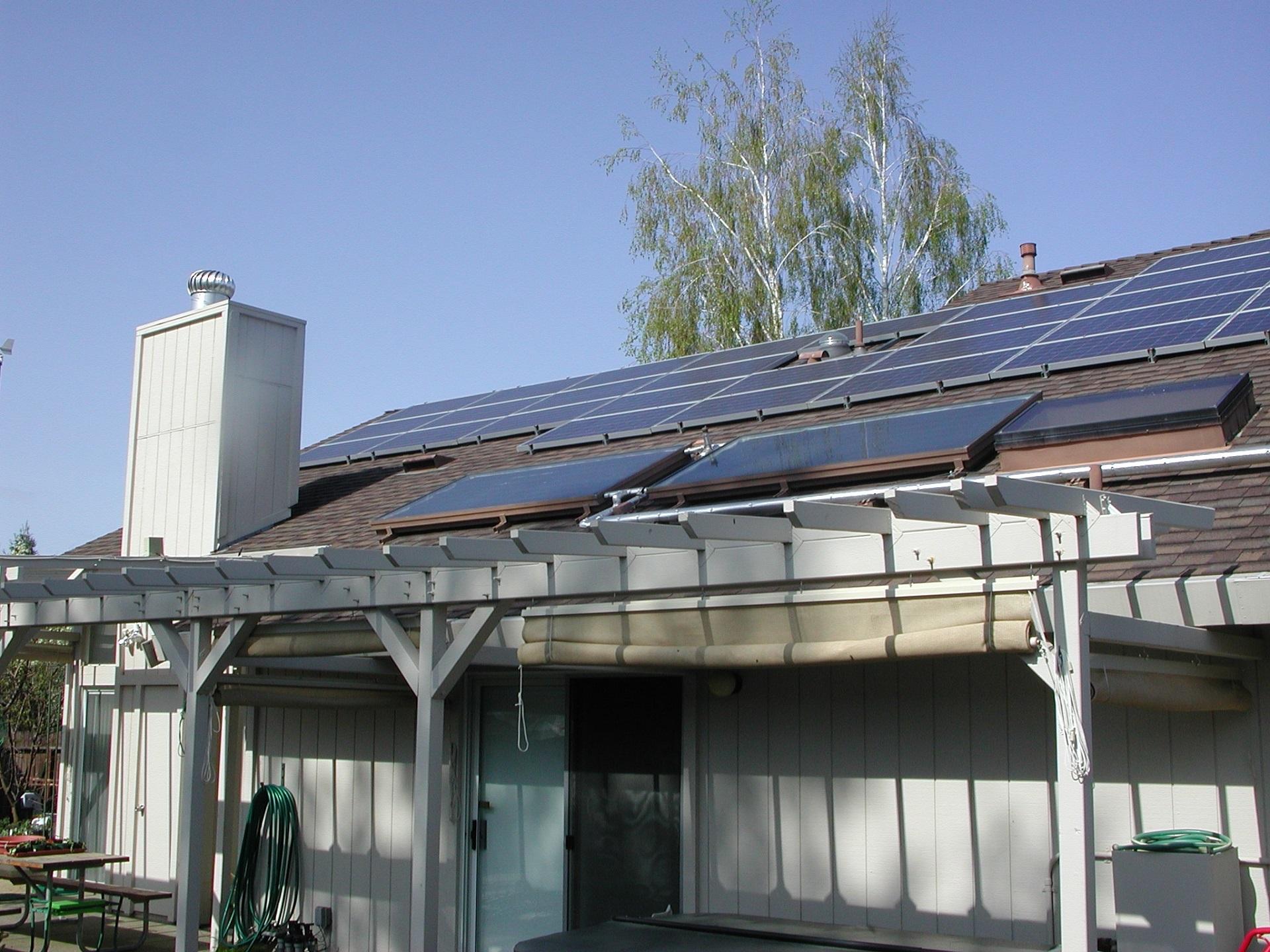 Cool Davis Rooftop Solar
