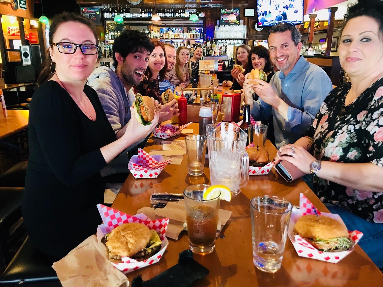 Burger Meetup at Smokin Ewe 1440px
