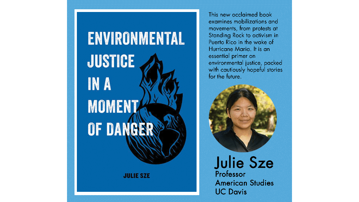 Julie Sze Talk Poster