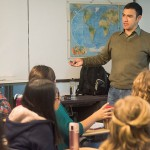 Humphrey Fellow Humberto Camacho will talk about climate change in his native Bolivia.