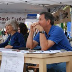 Rob Beggs helped to establish the Yolo chapter of citizens climate Lobby.