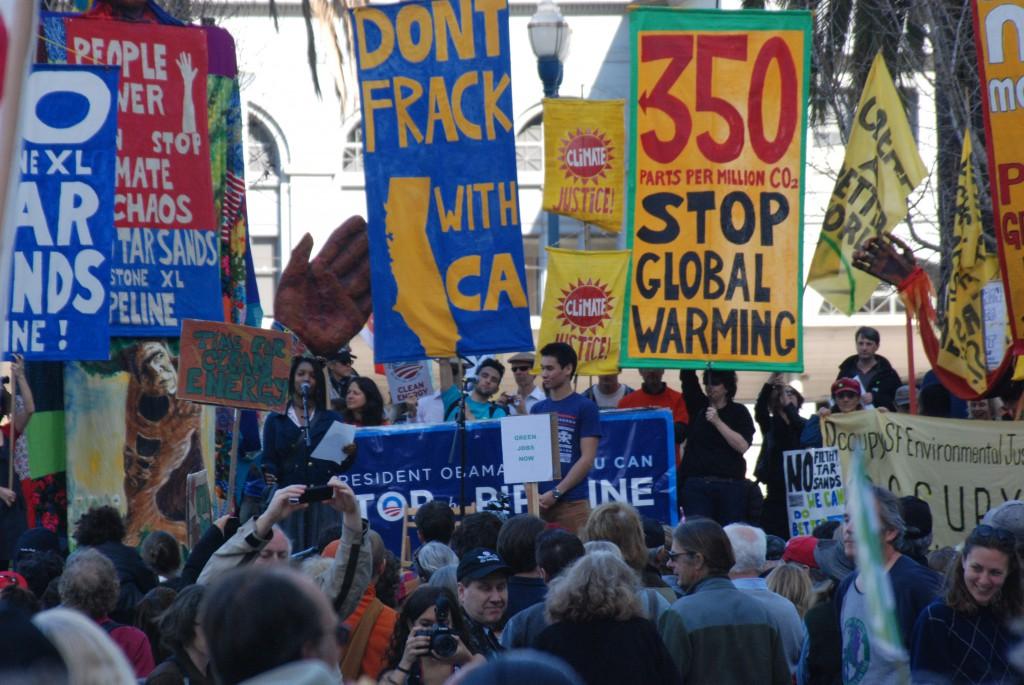 SF climate rally Feb. 17