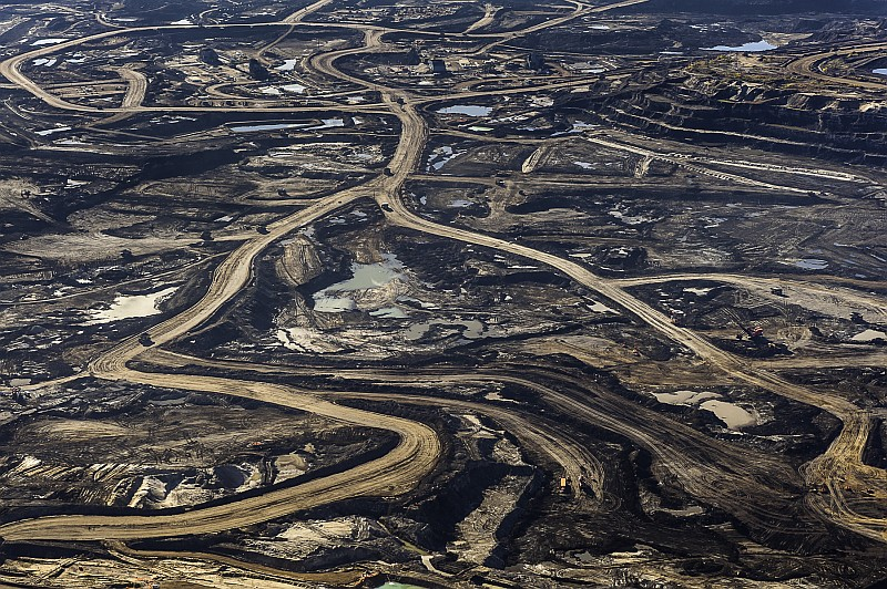 Garth Lenz Tar Sands