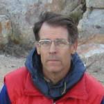 Kim Stanley Robinson in the Sierra