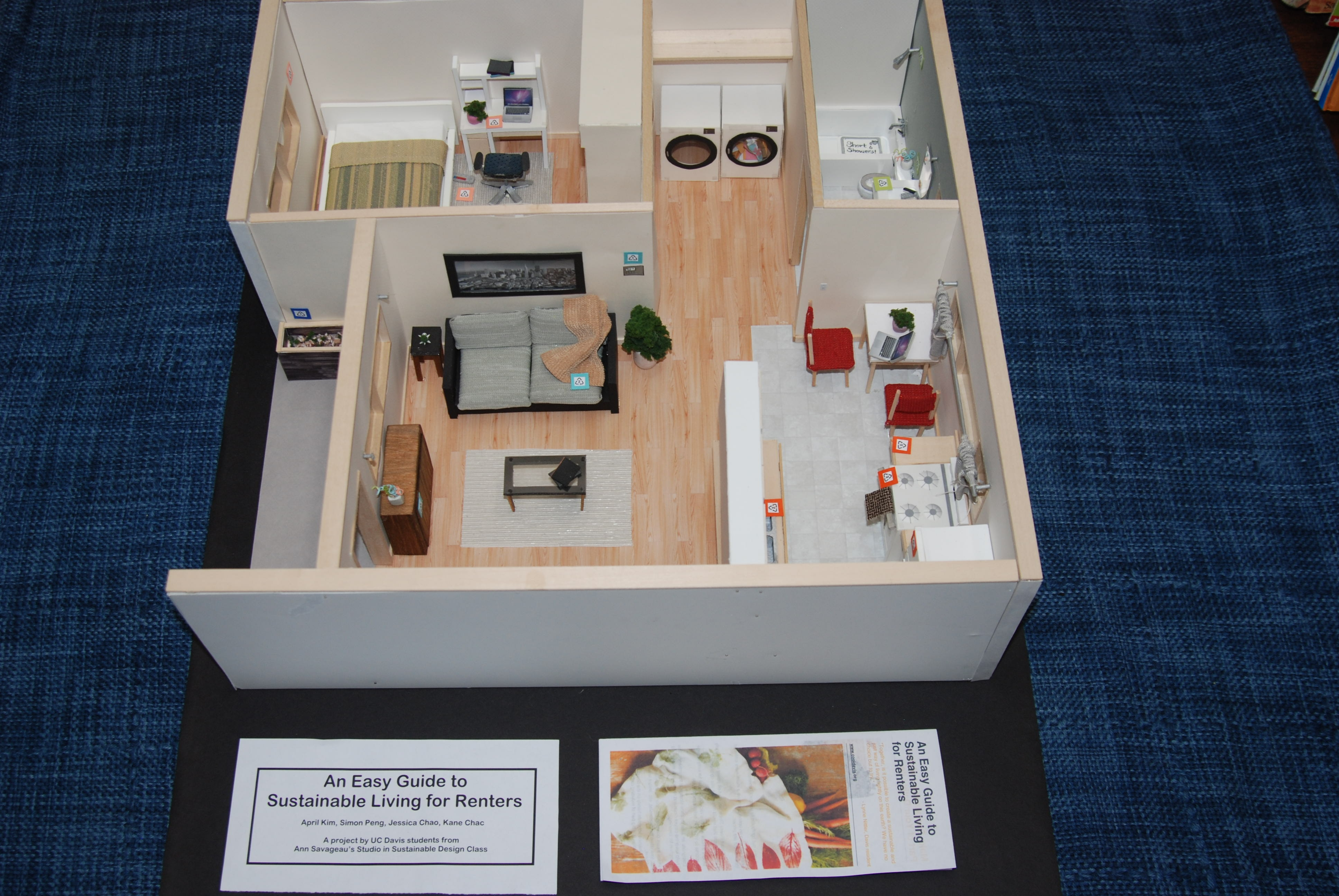 Model Sustainable Apartment