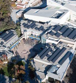 Rooftop Solar PV UC San Diego