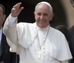 The Pope invited Naomi Klein and Governor Brown to speak at the Vatican.
