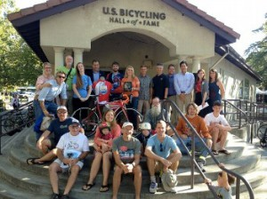 Join the Cool Davis Climate Ride Team